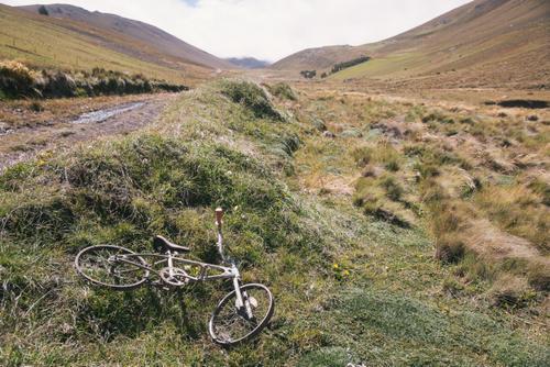 the road to Chimborazo
