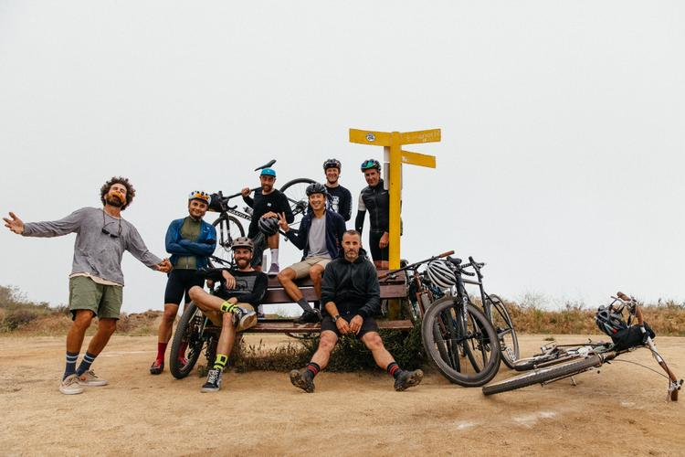 LA Dirt Rides: the Verdugo Mountains Traverse