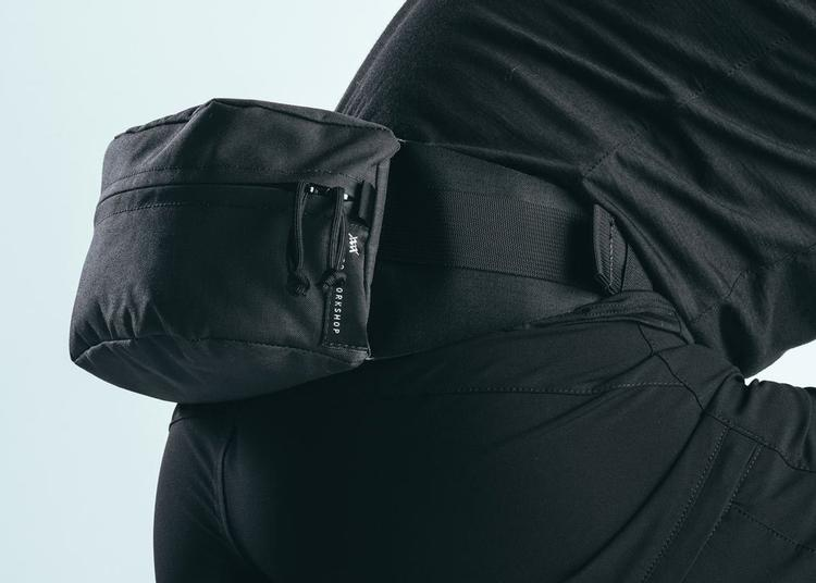 Mission Workshop's Modular Waist Pack the Axis