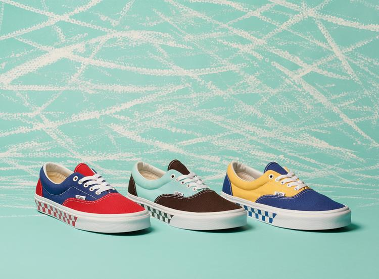 Vans Looks to its Legacy with the BMX Checkerboard Pack
