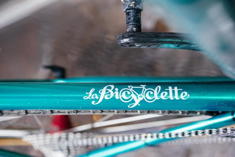 A La Bicyclette Rychtarski Flat Bar 'Cross Bike – Kyle Kelley