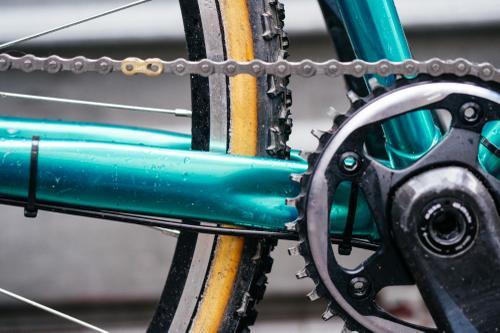 A La Bicyclette Rychtarski Flat Bar 'Cross Bike