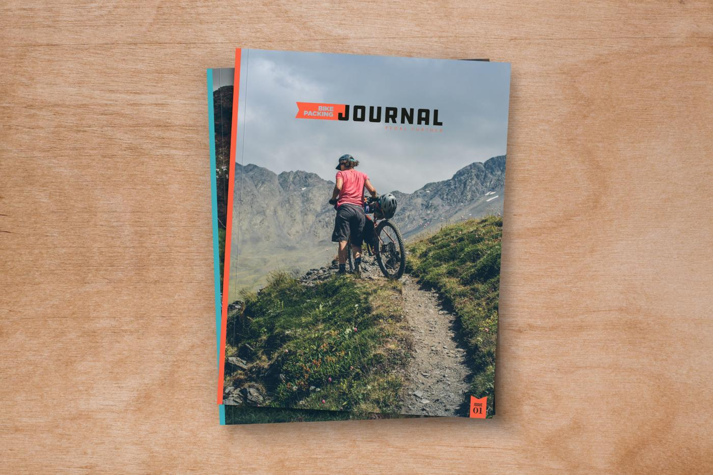 Bikepacking.com and Bunyan Velo Join Forces on the Bikepacking Journal