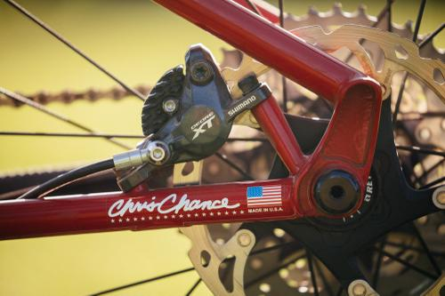 The NEW Wicked Fat Chance Enduro is One Rowdy Hardtail