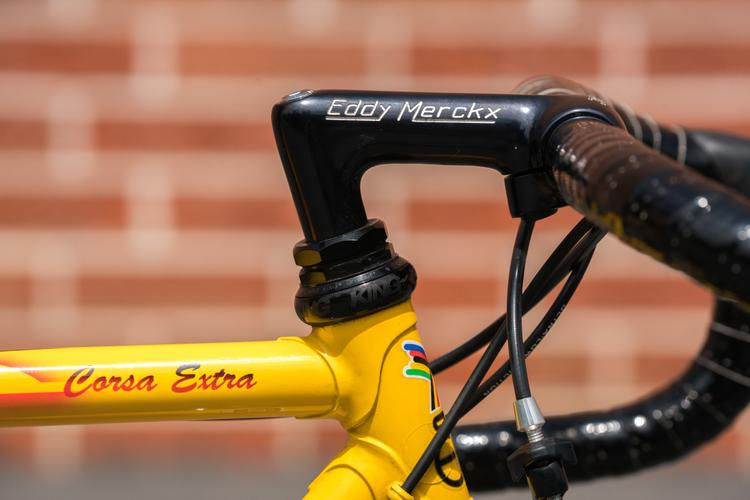 David's Merckx Corsa Extra Extra, Read All About It – Sean Talkington