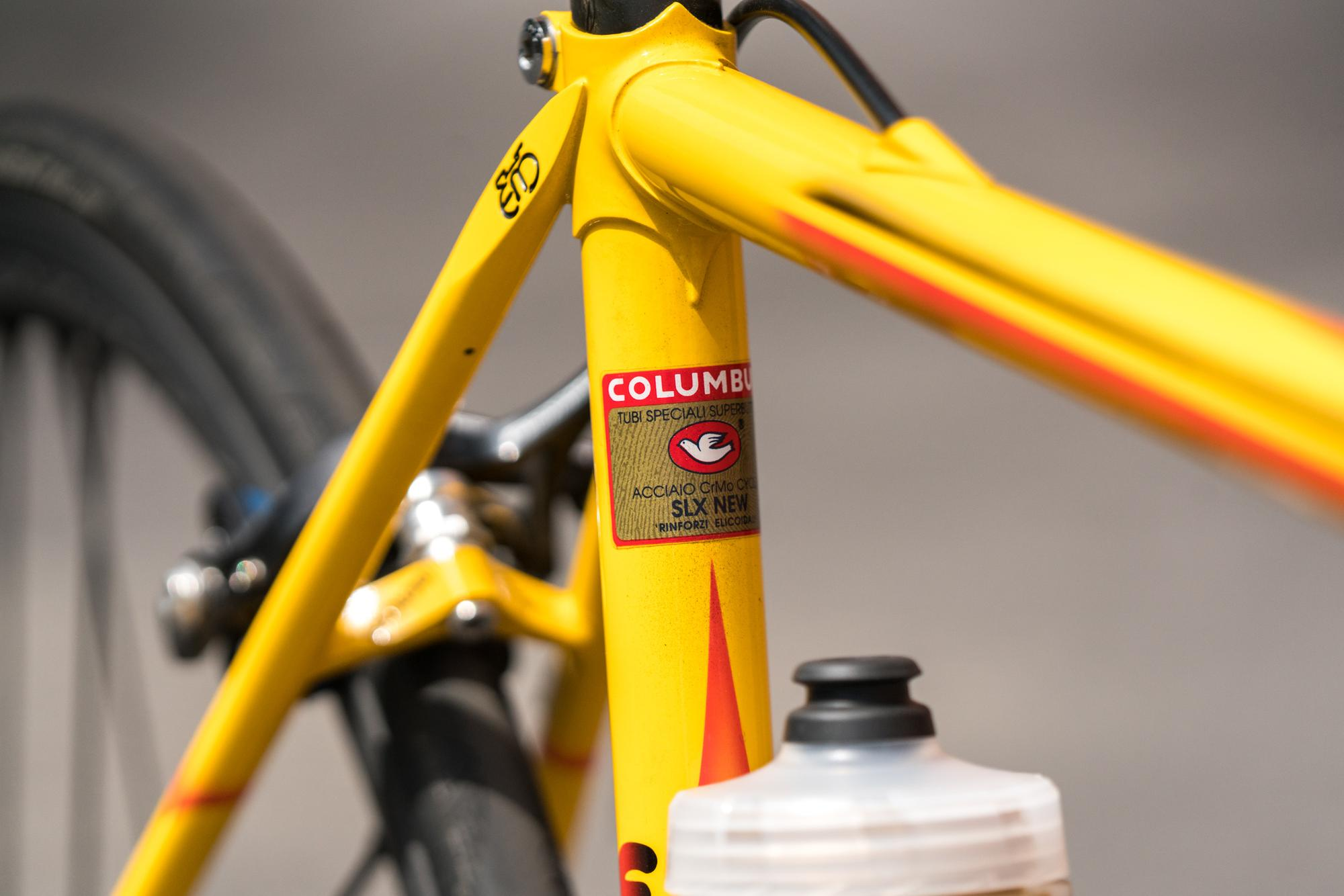 David's Merckx Corsa Extra Extra, Read All About It