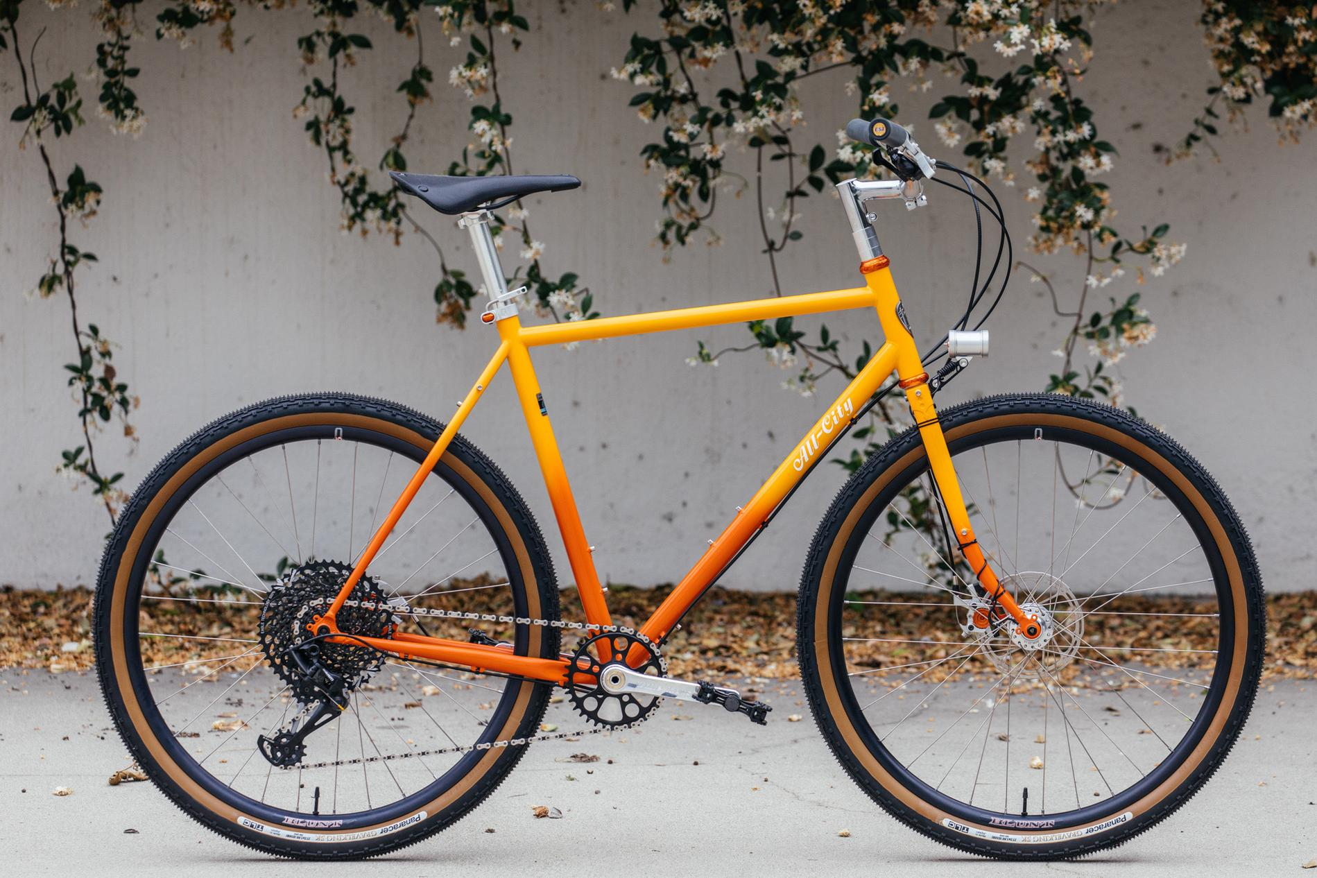 Golden Saddle Rides: Eric Koston's All-City Gorilla Monsoon
