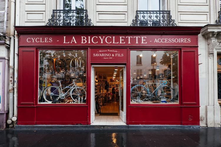 La Bicyclette… it's a Family Affair! – Kyle Kelley