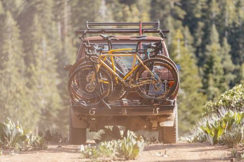 Shooting bikes built for builders.