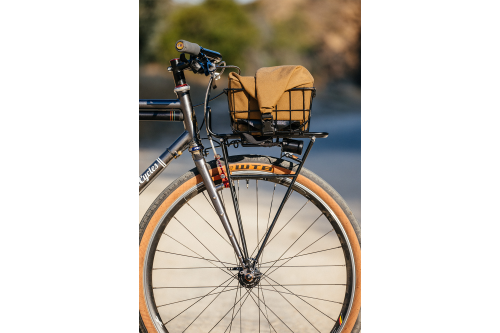 Ryan and His Avery County Cycles Light Tourer