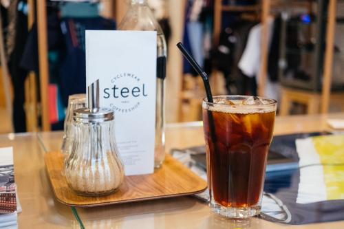 Steel Cafe: Putting the 'Home' in Home Base!