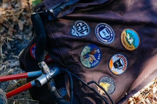 Ray's trailer bag