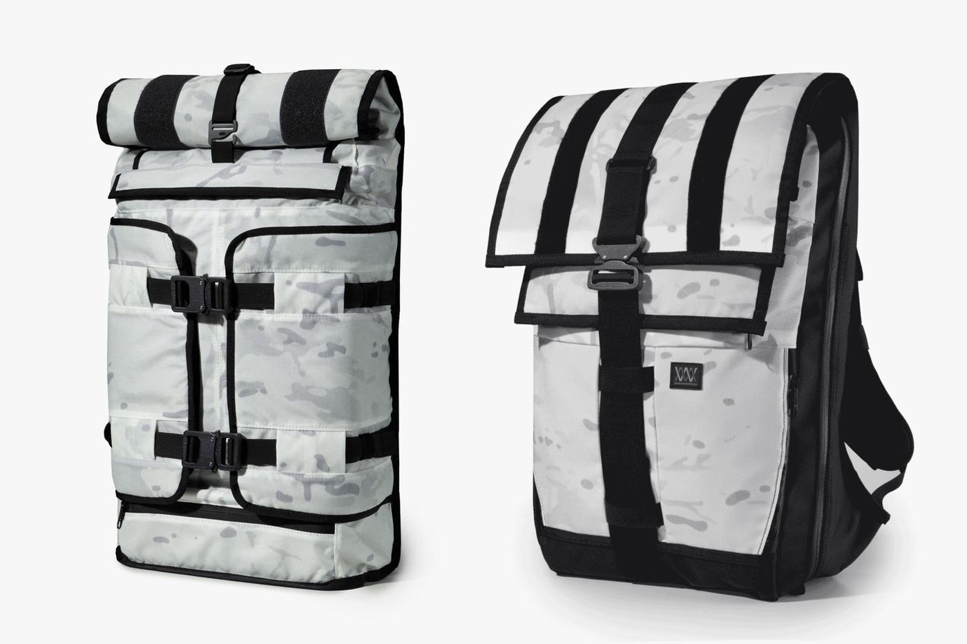 Mission Workshop Introduces Alpine Camo Bags