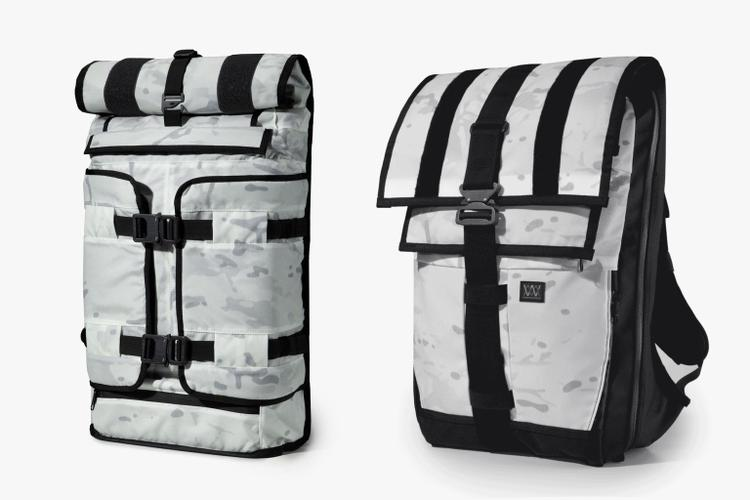 Mission Workshop Introduces Alpine Camo Bags