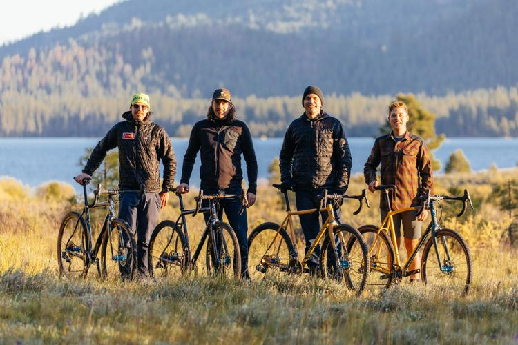 Builders for Builders: a Lost & Found Custom Bike Raffle for the Sierra Buttes Trail Stewardship