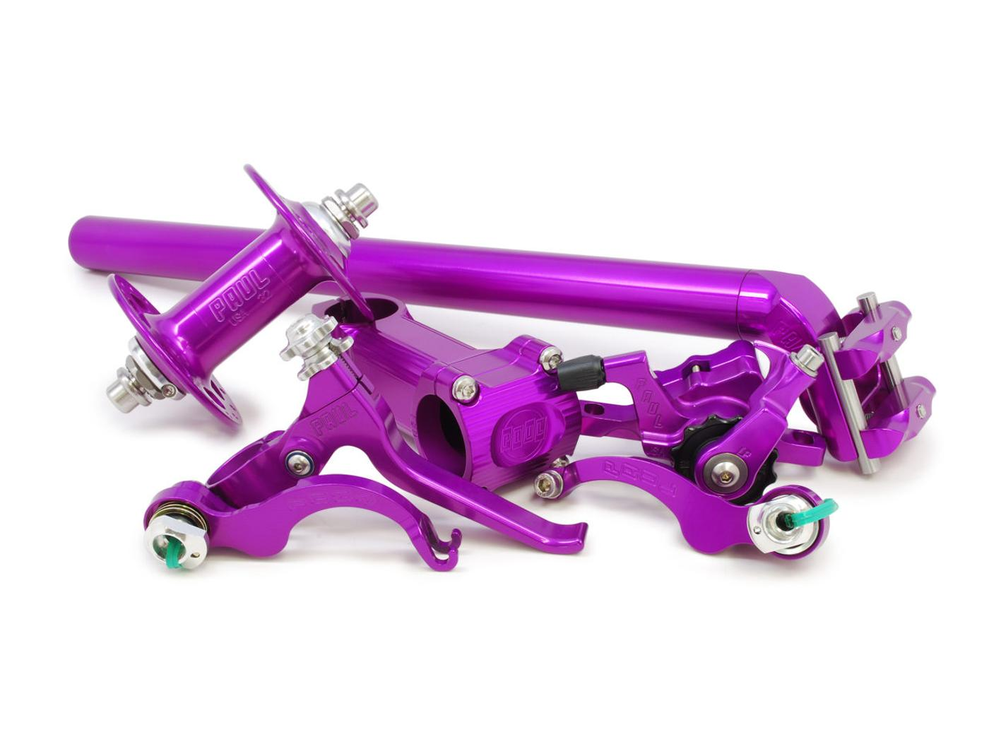 Paul Component Engineering Does Purple