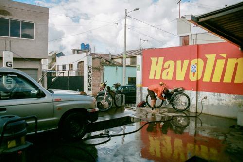 Trans Ecuador Mountain Bike Route
