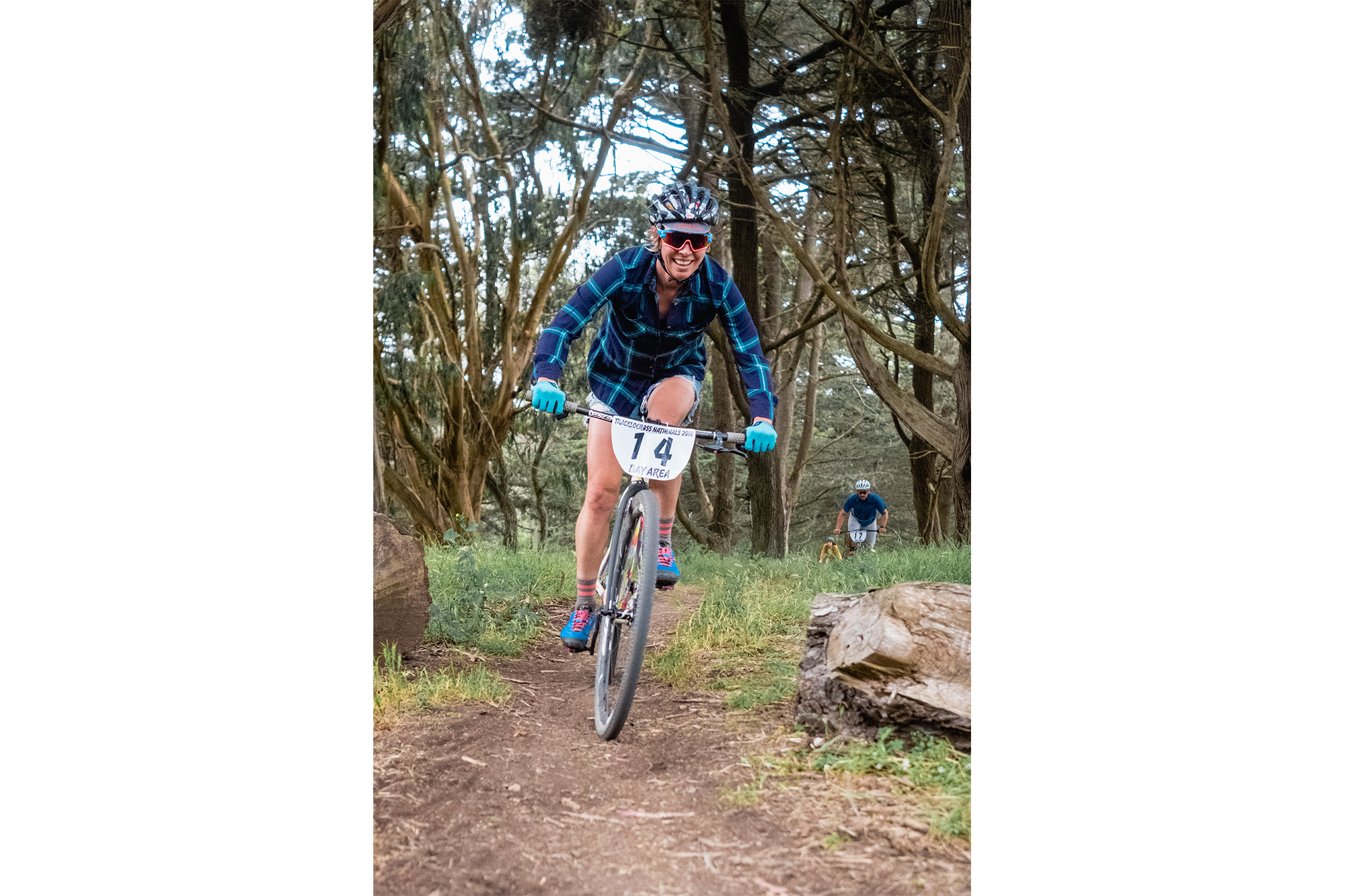 Tracklocross with Resistance Racing in the Bay Area