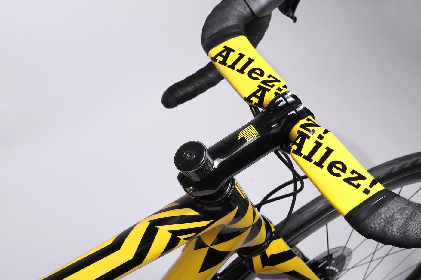 Festka's Limited Edition Tour de France One Spectre Road Bike
