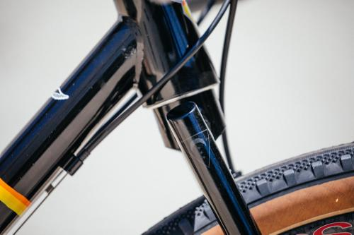 Golden Saddle Rides: Andrew's Fairdale Rockitship Chubby Road Bike