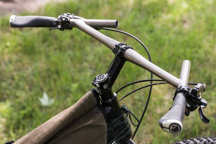 Crust Bikes Jungle Runner Handlebar Review