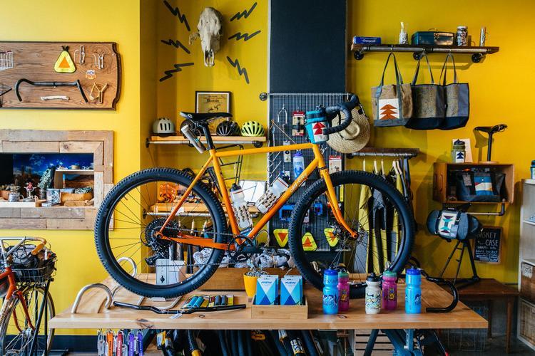 Golden Pliers is Portland's Newest Bike Shop!