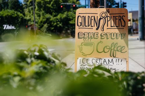 Golden Pliers is Portland's Newest Bike Shop!