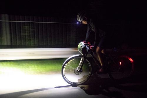 Lael Wilcox races the Navad 1000. (Rugile Kaladyte)