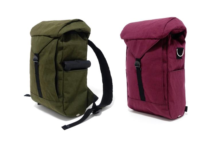 Swift Industries' New Sonora Backpack and Pannier