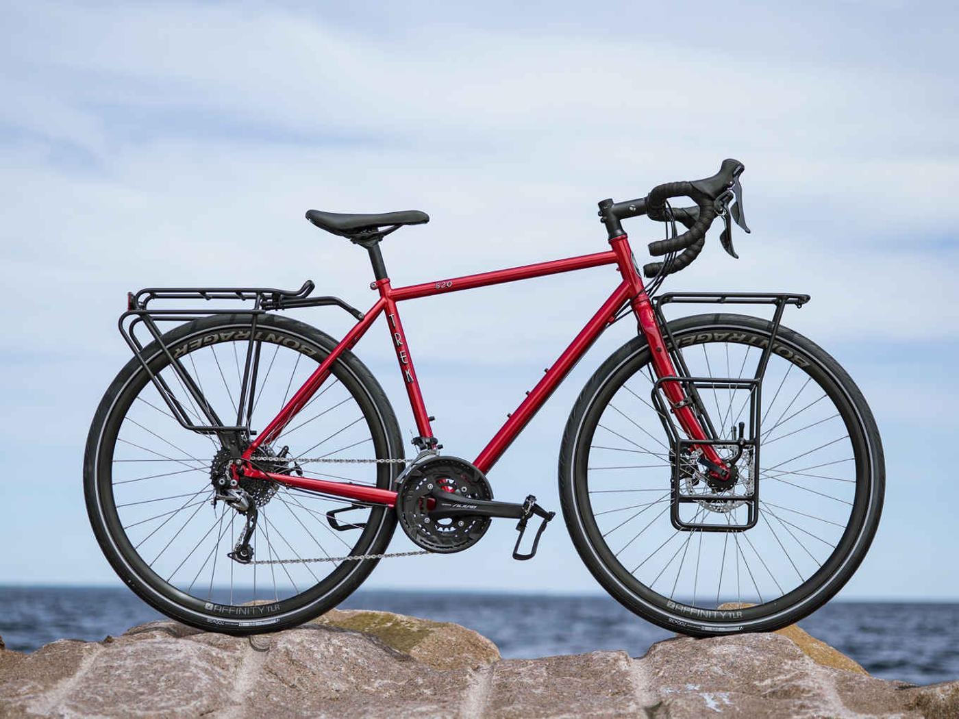 Trek's 2019 520 Disc Touring Bike