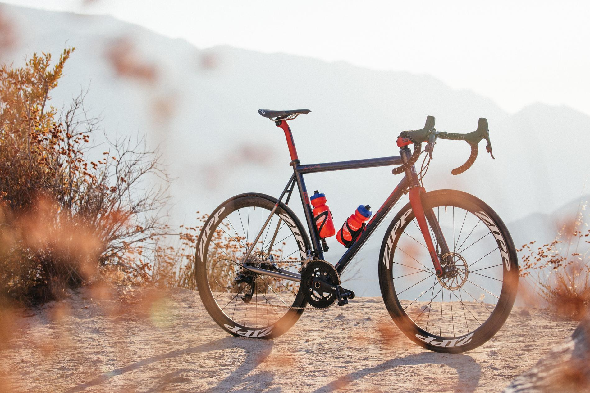 Mosaic in Los Angeles: Aaron Barcheck's Mosaic RT1 Disc Road