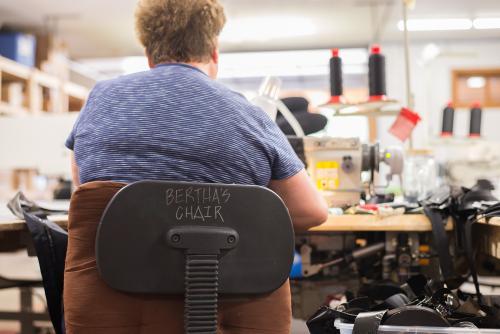 Bertha's Chair