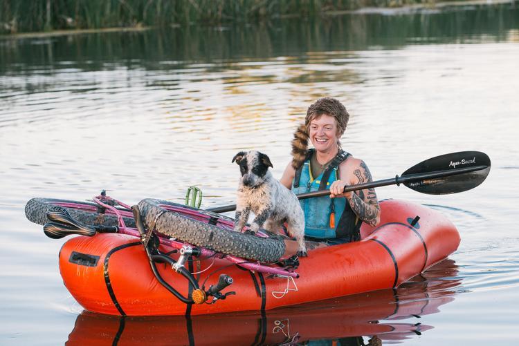 Paddles n' Puppies: A Visit to Alpacka Raft HQ