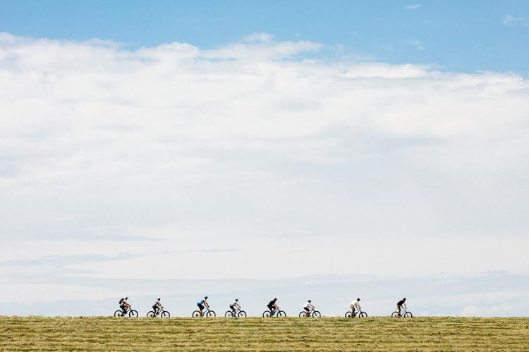 A Week of Big Sky Mountain Biking in Bozeman