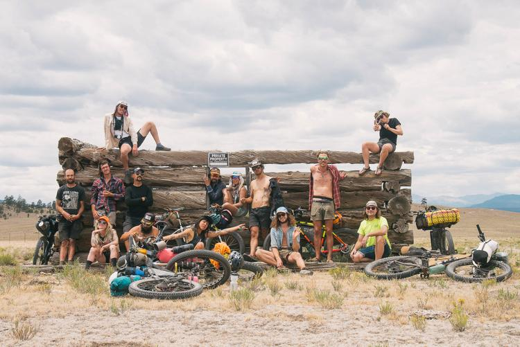 DFL the Divide: A Friend Tour with Bikes