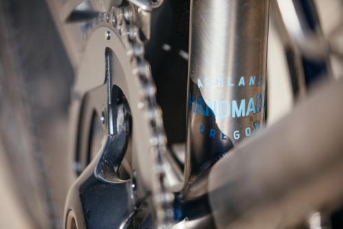 Golden Saddle Rides: DeSalvo Titanium All Road
