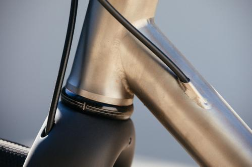 Golden Saddle Rides: DeSalvo Titanium All Road