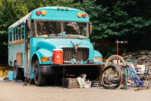 Nancy, the ROAM bus