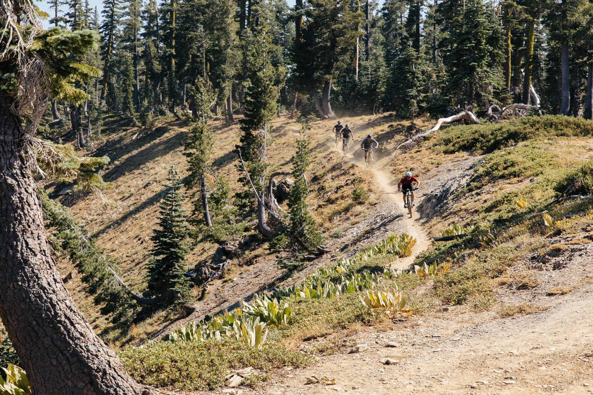 Gold Valley Rim Trail