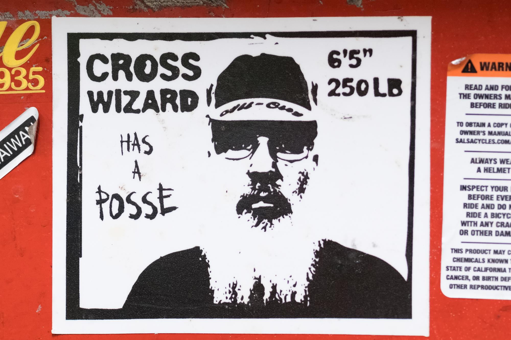 CROSS WIZARD