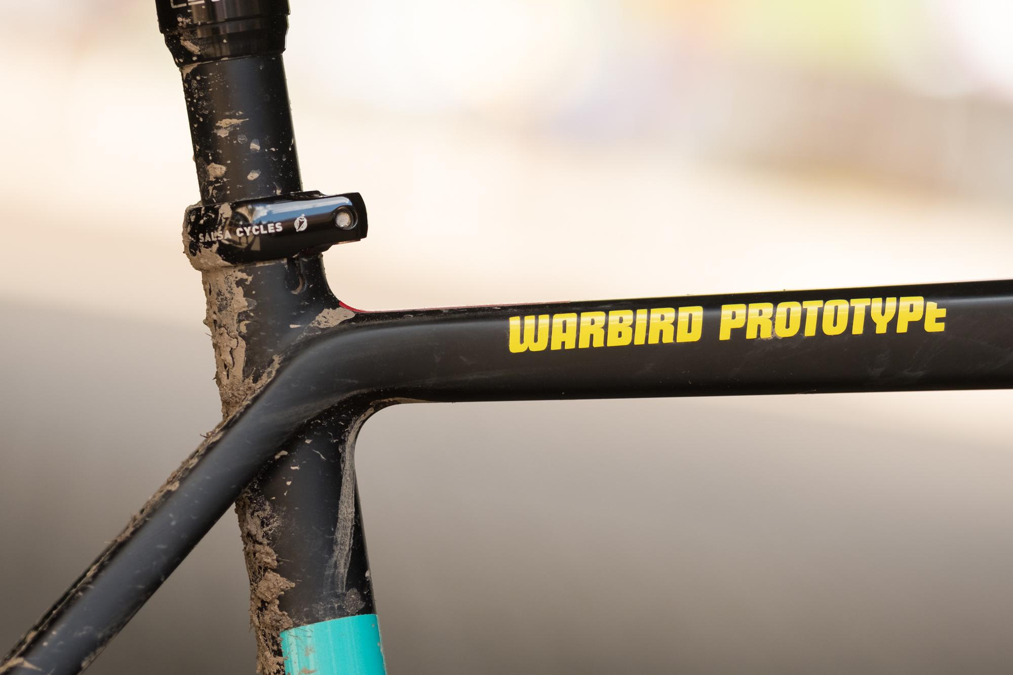 JOE'S PROTYPE SALSA CYCLES WARBIRD (3 of 22)