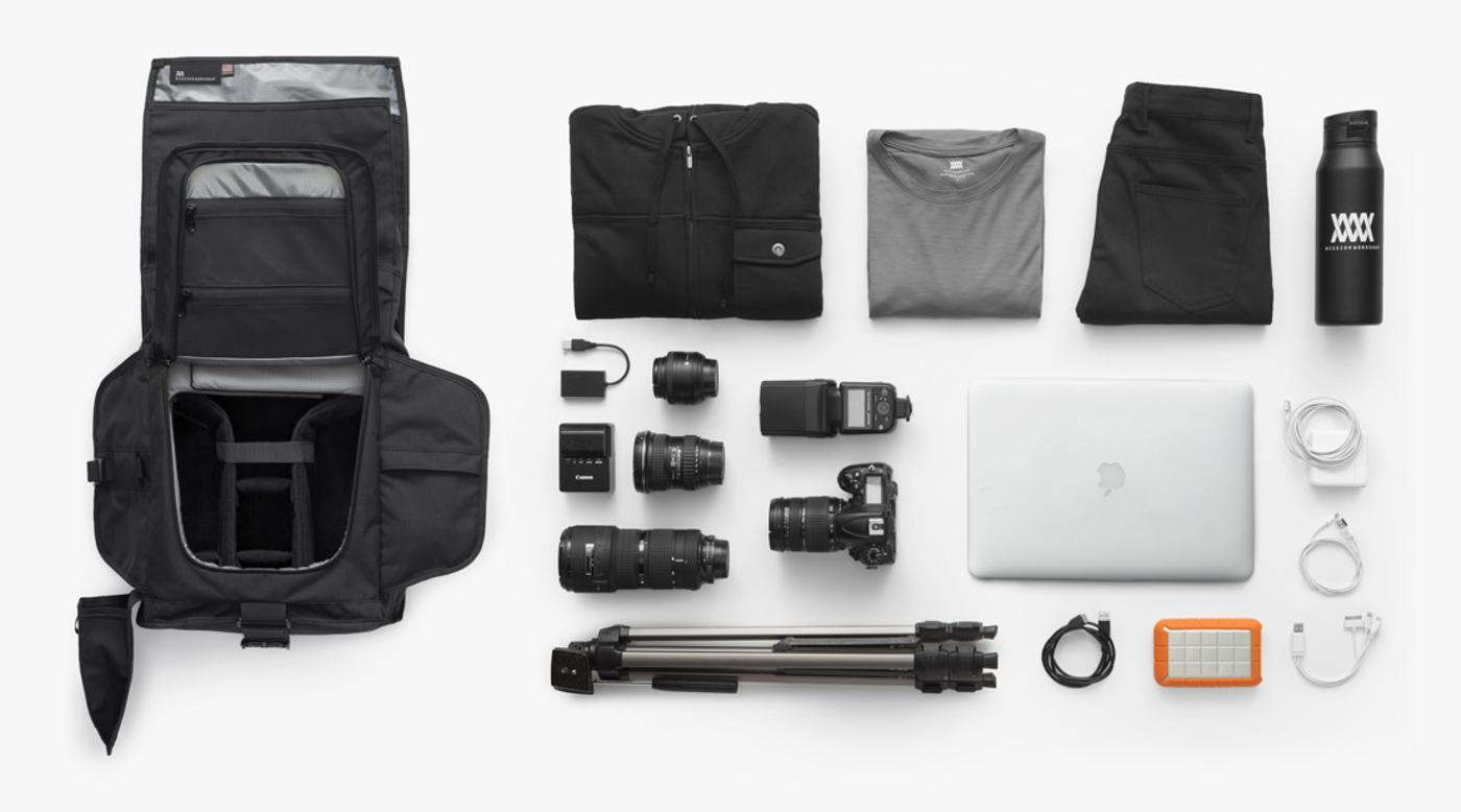 Mission Workshop's Integer Camera Pack