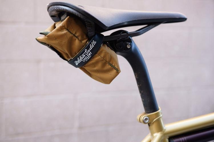 Golden Saddle Cyclery and Yanco Bags Voile Ramblin Rolls