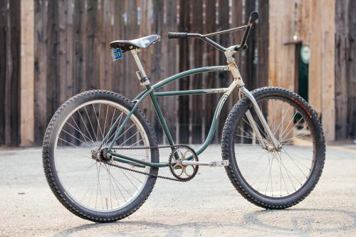 Spencer's 1956 Schwinn Cruiser