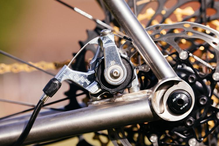 Paul Component Engineering: Flat Mount Klampers