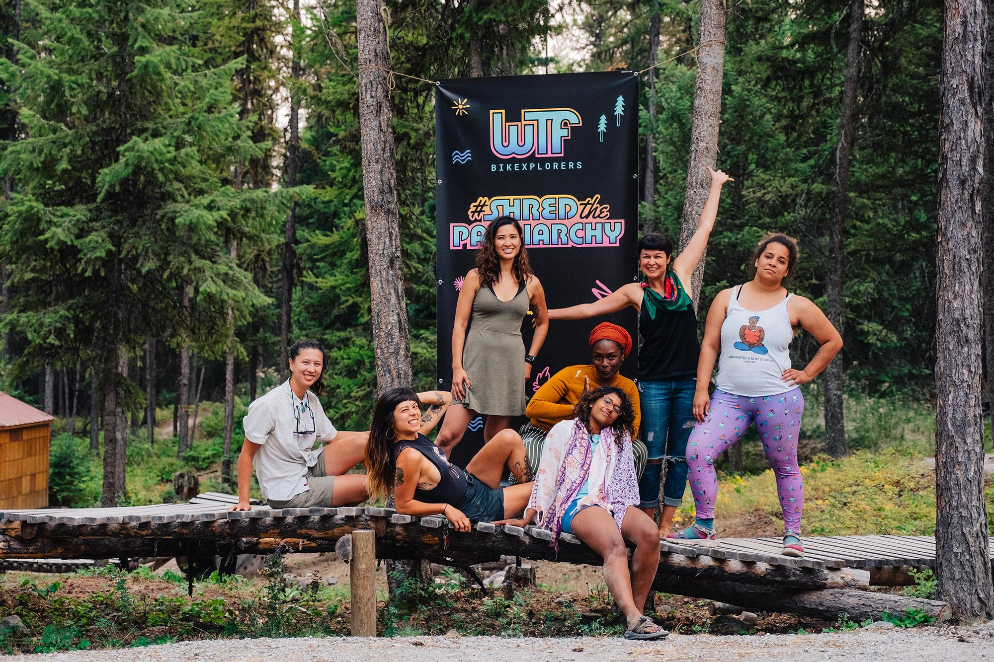 Shredding the Patriarchy: A Recap of the WTF Bikexplorers Summit