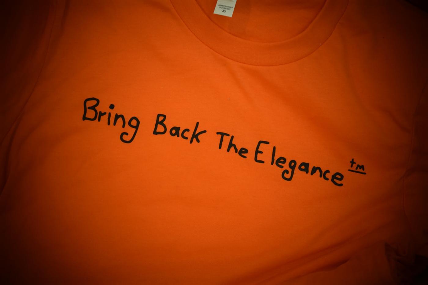 Richard Sachs: Bring Back the Elegance Shirts