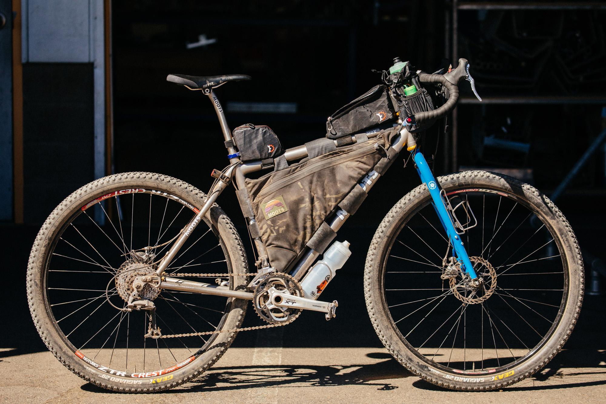 Eric's Mooto X