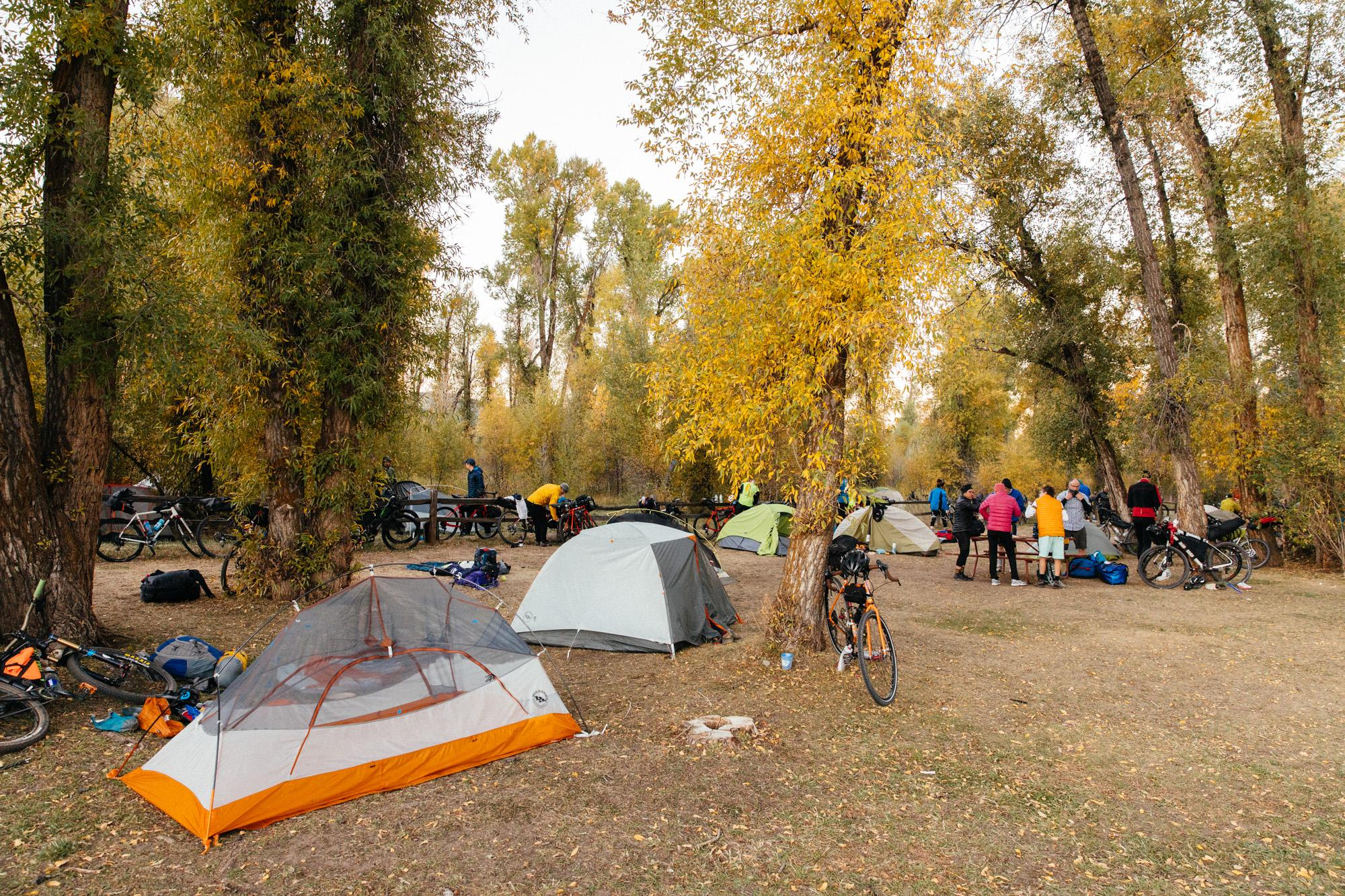 Steamboat Camp
