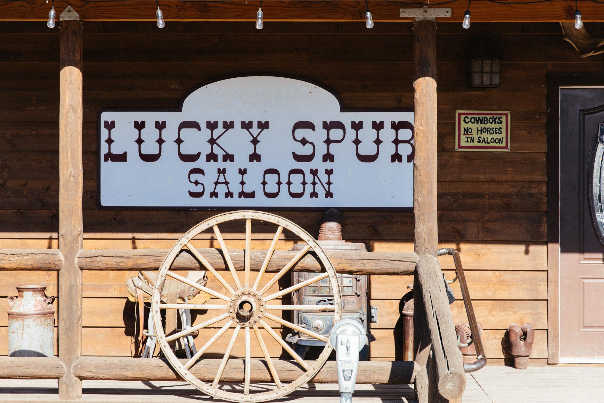 Lucky Spur